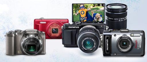Skup aparatów fotograficznych Olympus - Skup obiektywów Olympus