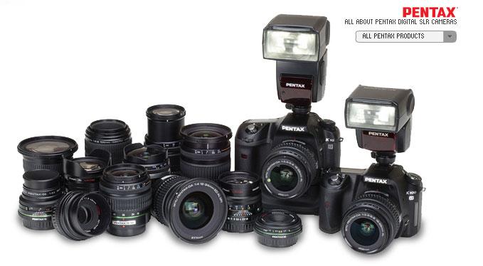 Skup aparatów fotograficznych Pentax - Skup obiektywów Pentax
